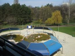 outdoor thermal baths